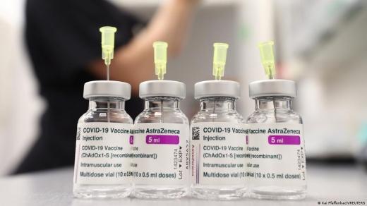 Стало відомо, скільки доз вакцини AstraZeneca отримає Закарпаття