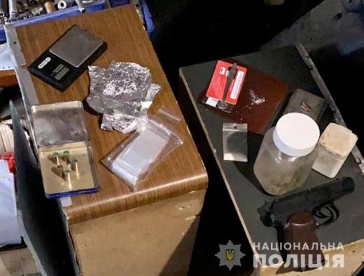 У раніше судимого за наркозлочини мешканця Берегівщини знайшли заборонені речовини