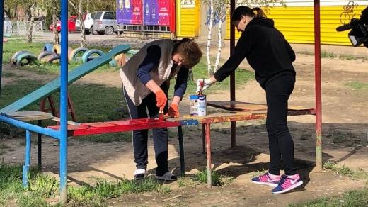 Мешканці Ужгорода провели весняну толоку