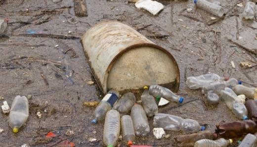 42 несанкціонованих сміттєзвалища виявлено поблизу прикордонних річок