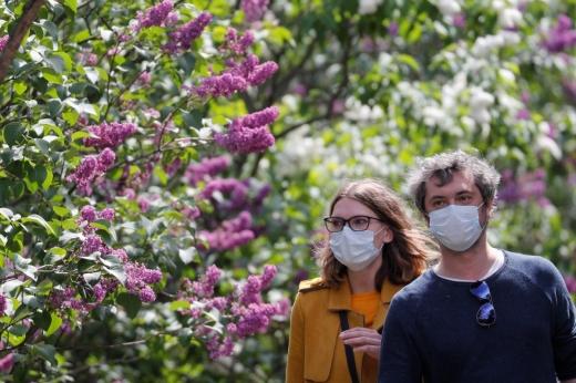 Інформація про захворюваність на COVID-19 в Ужгороді на ранок 25 квітня