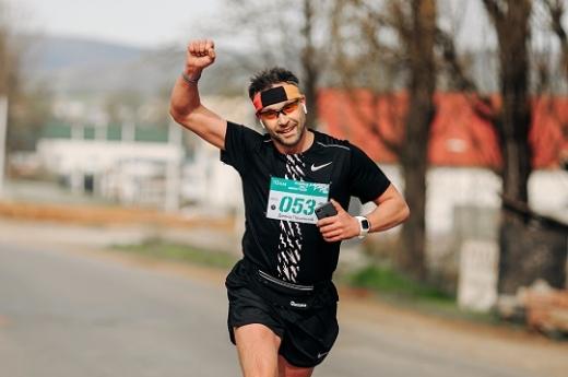 Більше сотні людей пробігли пів марафон в Іршаві