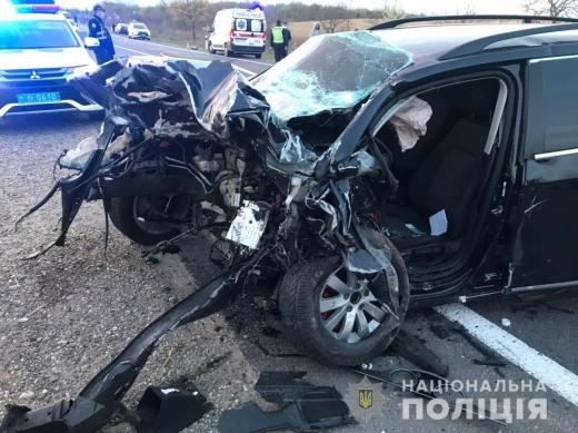Моторошна автотроща на Закарпатті: загинуло троє людей