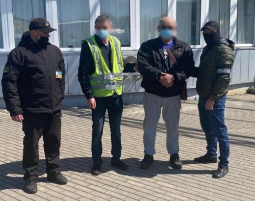 Прикордонники затримали громадянина Словаччини, якого розшукував Інтерпол