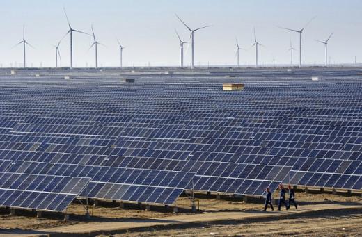 Світ може відмовитися від вугілля до 2035 року завдяки енергії сонця і вітру