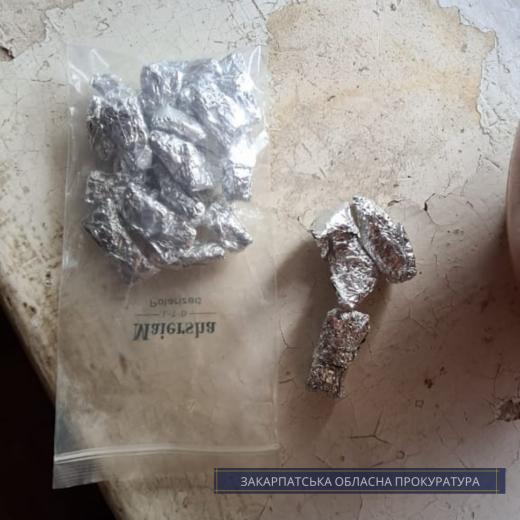 Ужгородця, підозрюваного у збуті наркотиків, взяли під варту