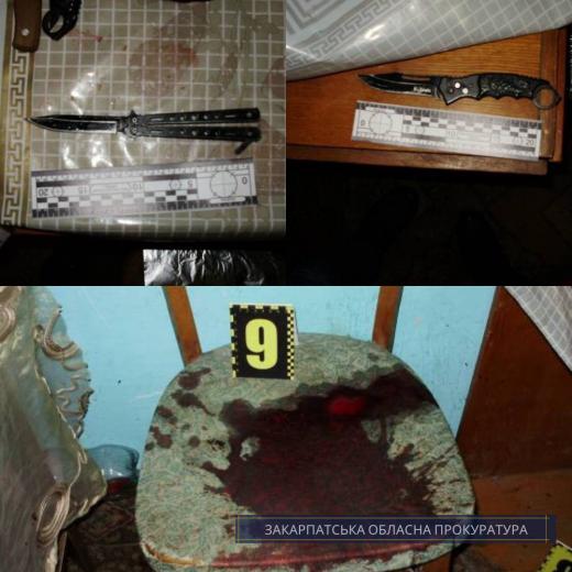 На Мукачівщині чоловік вбив співмешканку