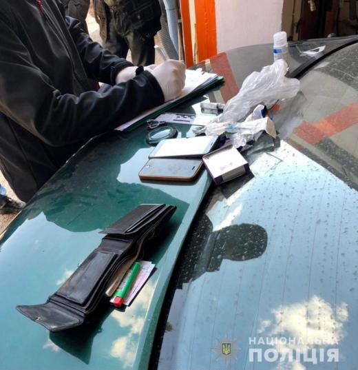 Резонансне затримання мукачівського наркоторговця: всі подробиці