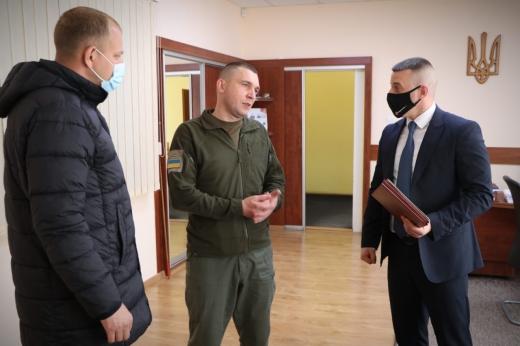 Закарпатські прикордонники отримали почесні відзнаки