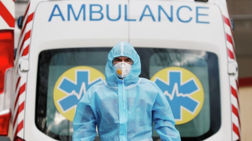 На Закарпатті померли 5 пацієнтів з COVID-19 за минулу добу, виявлено 129 нових випадків