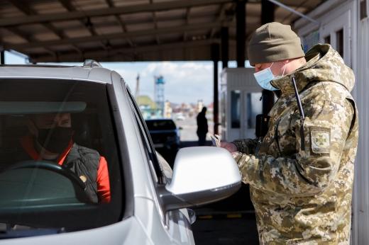 На кордоні з Угорщиною виявили підроблені ПЛР-тести