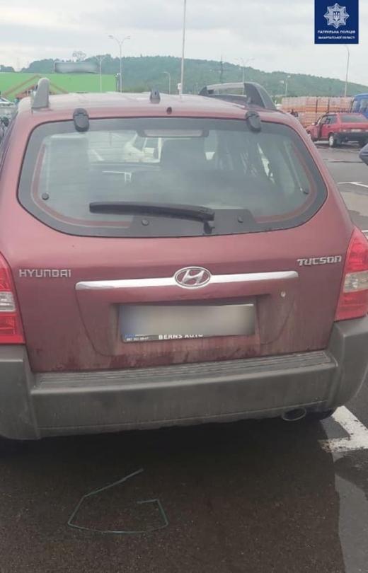 Вчинив ДТП і залишив місце події: в Мукачеві розшукали водія-втікача