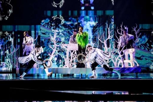 Україна сьогодні виступатиме у 1-му півфіналі Євробачення