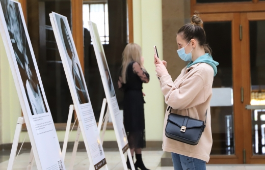 «Небезмежність»: в Ужгороді стартувала фотовиставка