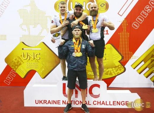 Ужгородські спортсмени знову привезли «золото» змагань із бразильського джиу-джитсу