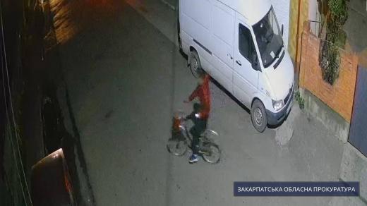 Пограбування жінки у Виноградові: підозрюваного взято під варту без застави