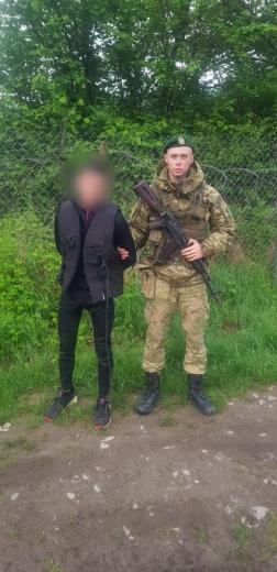На Закарпатті заарештували українця, який намагався порушити кордон