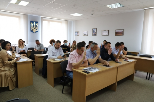 Робоча група погодила введення в експлуатацію двох будівель в Ужгороді