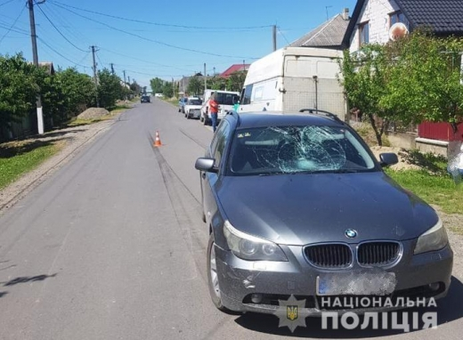 Смертельна ДТП на Закарпатті: жінка померла на місці події