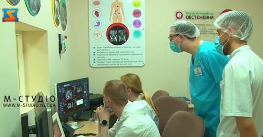Вперше на Закарпатті лікарі провели сучасну процедуру для точної діагностики новоутворень