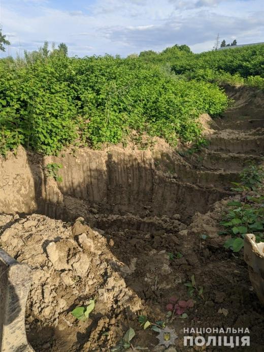 Поліцейські Мукачева розслідують злочин проти довкілля
