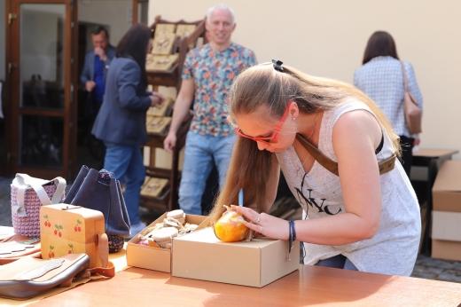 В Ужгороді презентували друкований каталог «Ужгородський кошар»