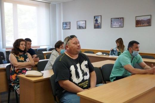 Заступник міського голови зустрівся з представниками ужгородських ринків