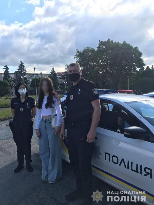 Пішла на екскурсію і не повернулася: поліція шукала неповнолітню ужгородку