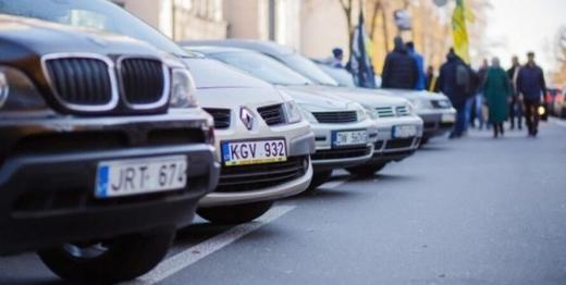 """В Україні починають діяти нові правила розмитнення """"євроблях"""""""