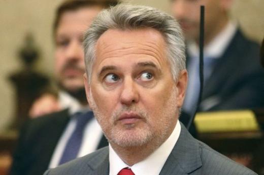 РНБО запровадила санкції проти Фірташа і Фукса