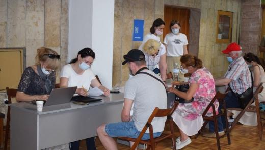 В Ужгороді у ПАДІЮНі запрацював Центр вакцинації від COVID-19
