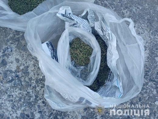 Поліція задокументувала трьох закарпатців з нарковмісними речовинами
