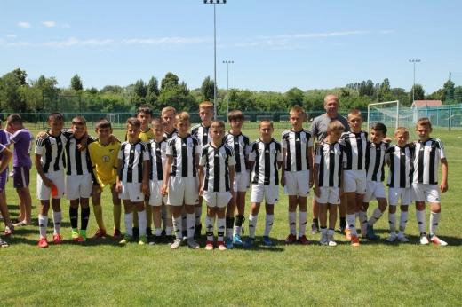 В Ужгороді відбувся футбольний турнір, присвячений пам'яті Володимира Пінковського