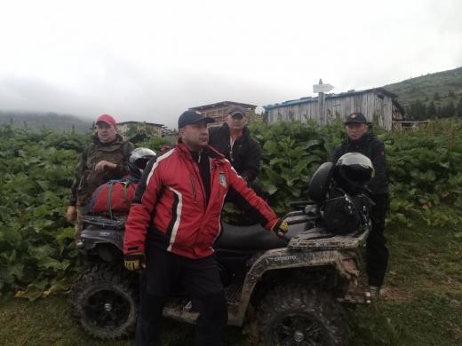 На Закарпатті четверту добу шукають зниклого 29-річного жителя с. Богдан