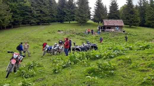 Закарпатські гірські рятувальники продовжують шукати зниклого жителя с. Богдан