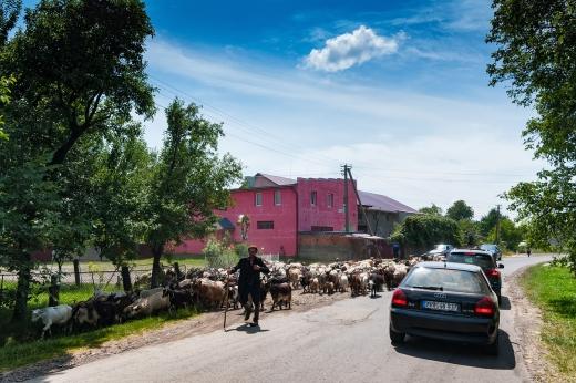 Почему в Закарпатье лучше иметь свой собственный транспорт?