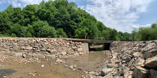 У напрямку держкордону з Польщею ремонтують два мости
