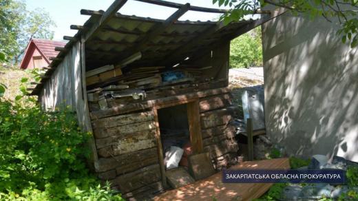 За підозрою у вбивстві та переховуванні тіла товариша житель Сваляви перебуватиме під вартою