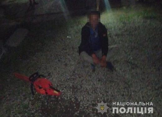 Серійного крадія затримали на Рахівщині: подробиці