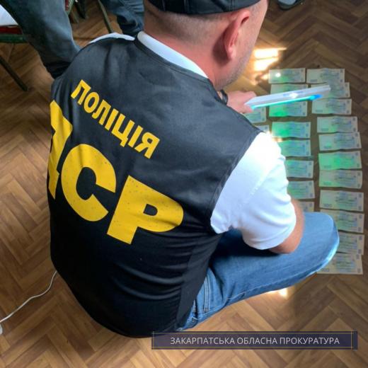 Директора комунального підприємства викрито на вимаганні та одержанні хабаря