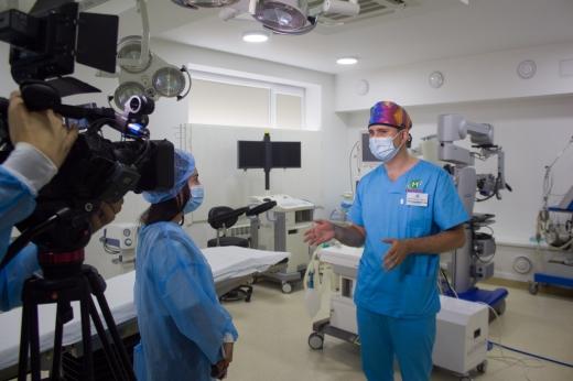 Новітні рішення в області анестезії доступні й закарпатцям