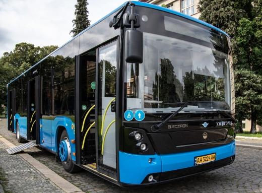 Зміни у графіку руху автобуса №24 в Ужгороді