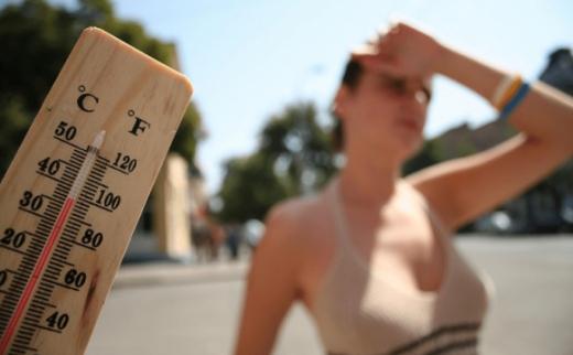 Прогноз погоди на 10 липня: буде спека до +33 градусів та дощ на Заході