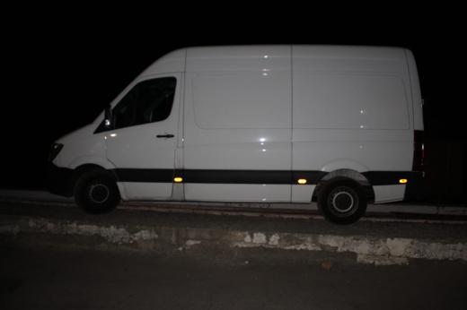 Мікроавтобус із підробленим VIN-кодом виявили на кордоні з Угорщиною