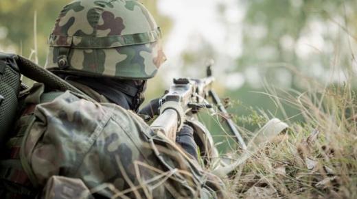 На Донбасі у понеділок загинув військовий, ще п'ятеро отримали поранення