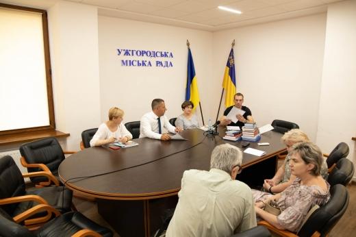 Лауреатів міської премії імені Петра Скунця визначили в Ужгороді