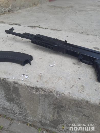 Поліція перевірила інформацію про «озброєних» пішоходів, що ширилася в мережі Інтернет