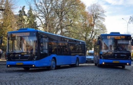 На прохання ужородців: новий графік руху автобусів на маршруті №20