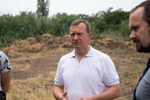В Ужгороді презентували сучасне устаткування для очисних споруд