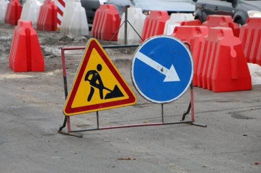 Відзавтра частину вулиці Собранецької в Ужгороді перекриють – розпочинається капремонт